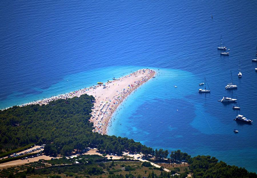 Bol island of Brac, Croatia